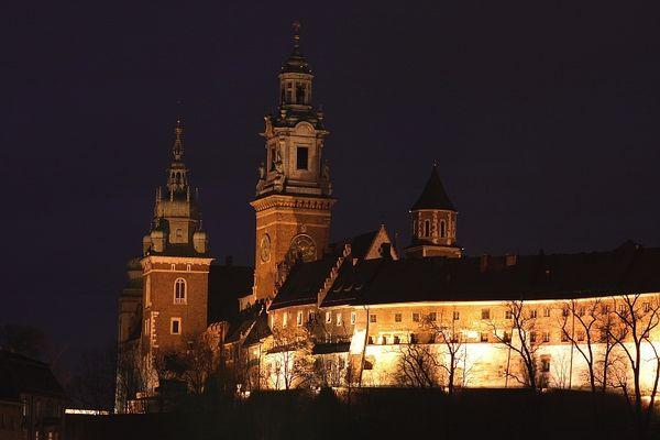 Wawel by Night