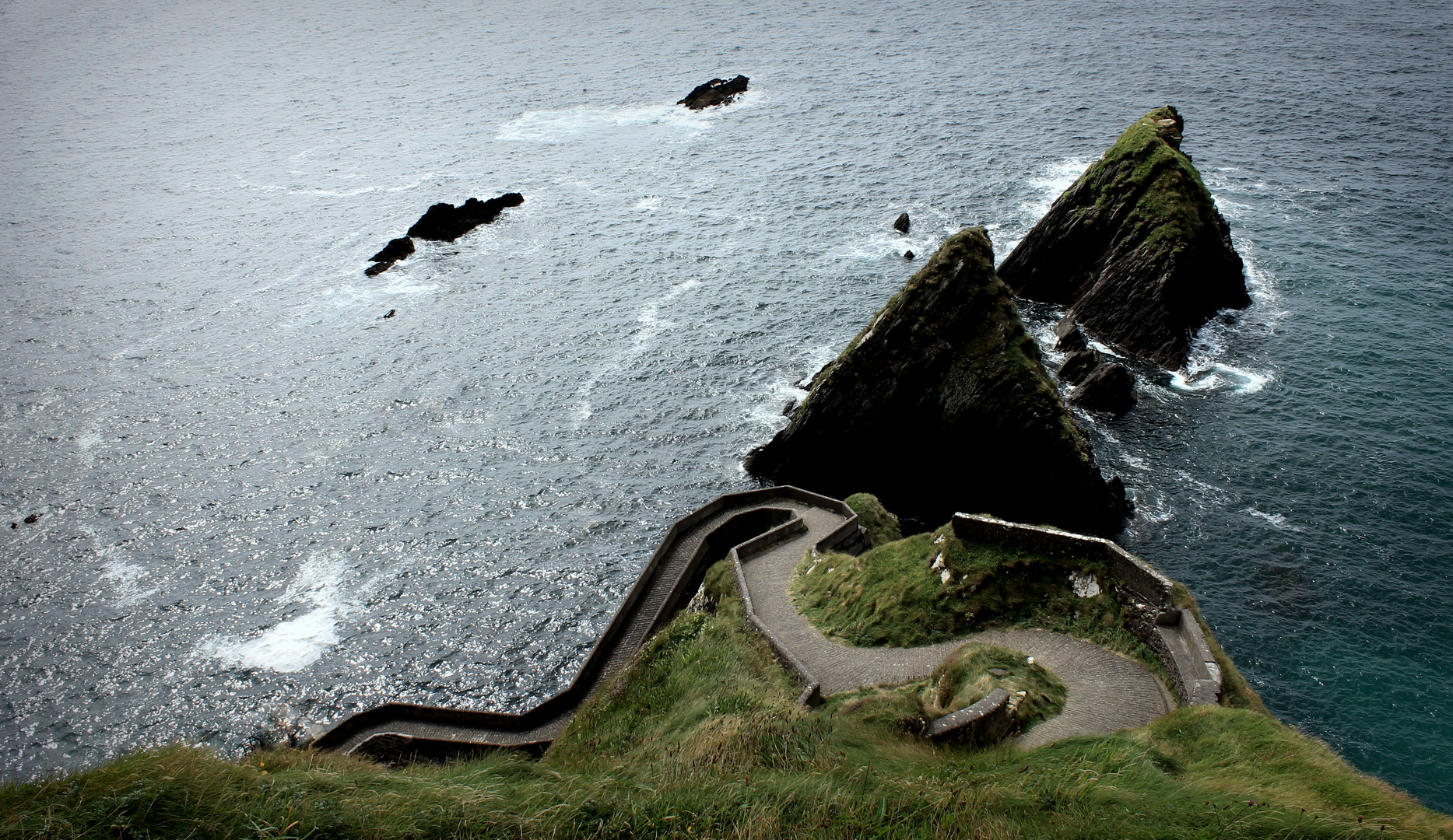 Way to Blasket Islands