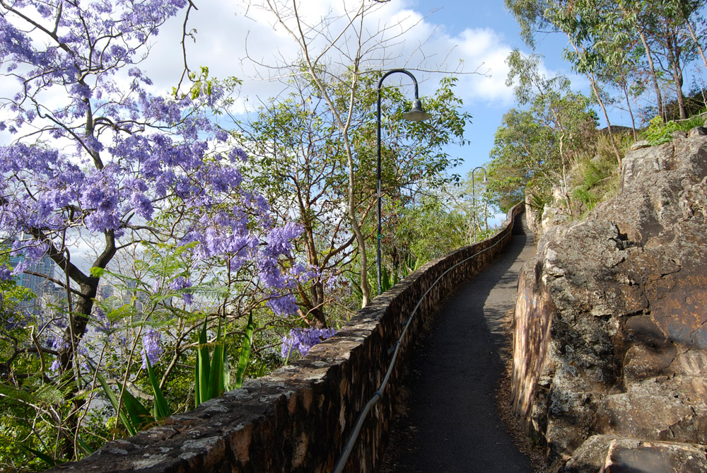 Way to Kangaroo Point