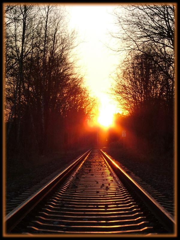 Way to Sunset