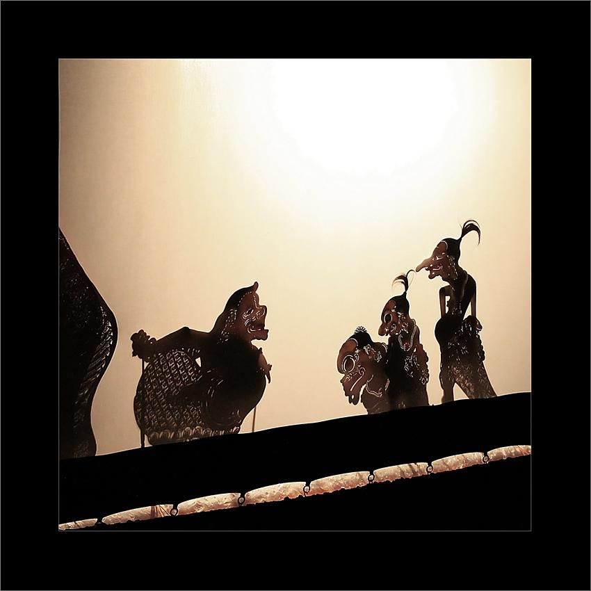 Wayang Kulit - Die Spaßmacher