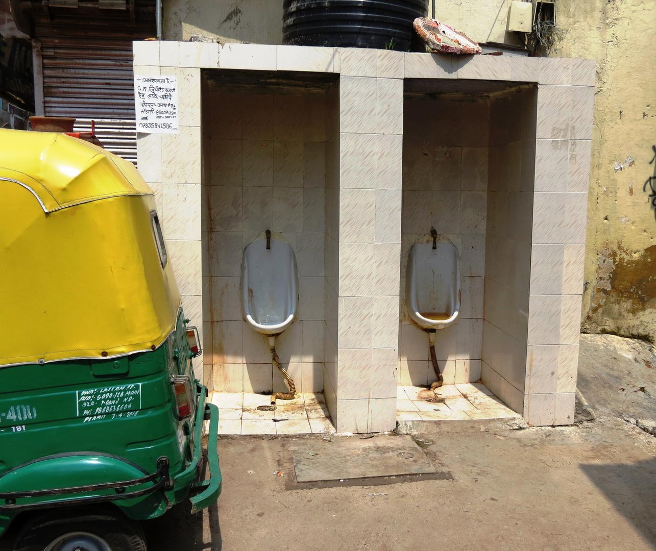 WC in Delhi