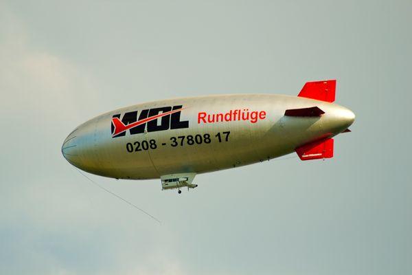WDL BLIMP (Luftschiff Zeppelin)