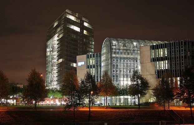 WDR bei Nacht