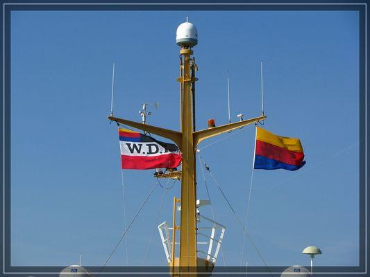 W.D.R. -Wyker Dampfschiff Reederei-