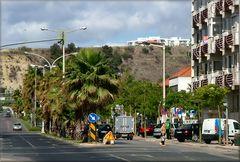 We are in Costa de Caparica