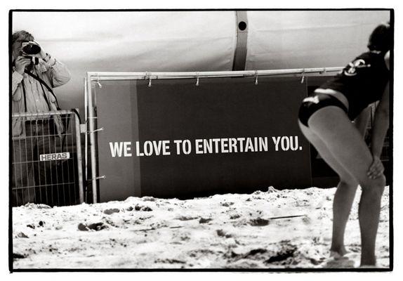 we love - beachvolleyball