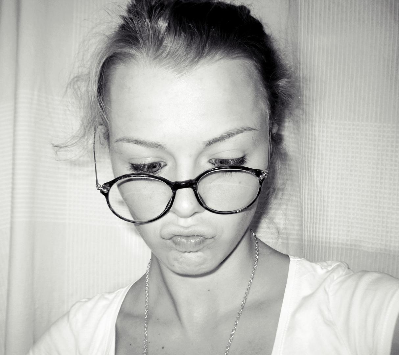 Wear Glasses
