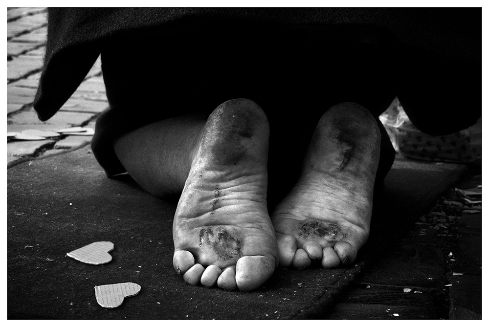 Weary Feet