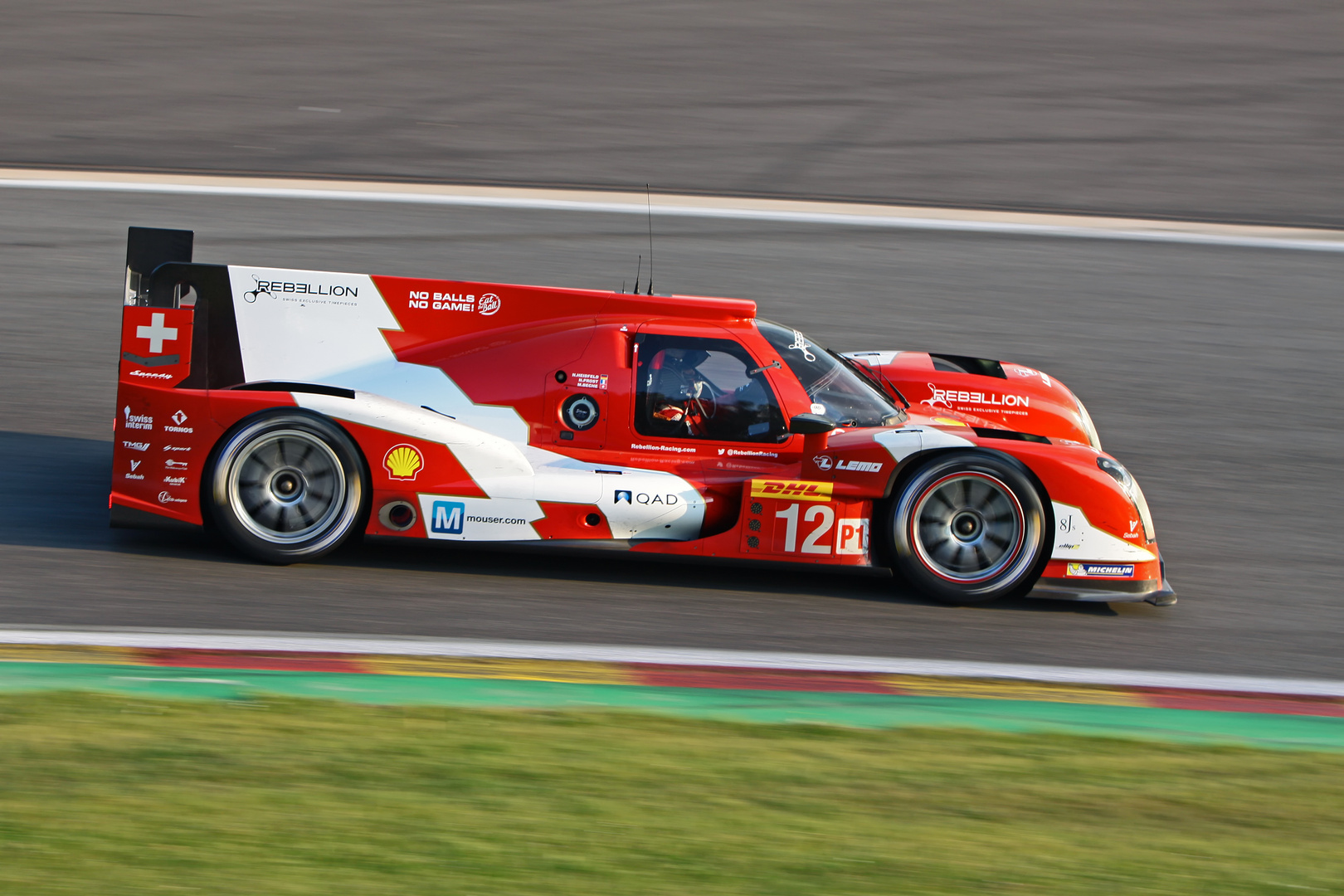 WEC 6 Hours of Spa-Francorchamps 2014 #06