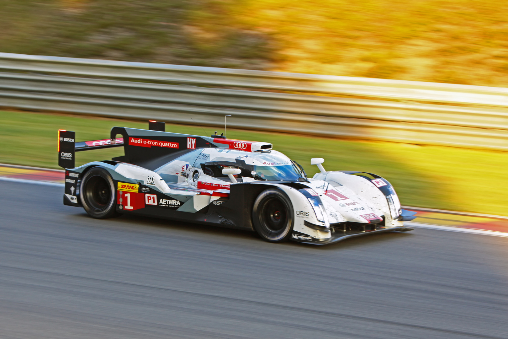 WEC 6 Hours of Spa-Francorchamps 2014 #08