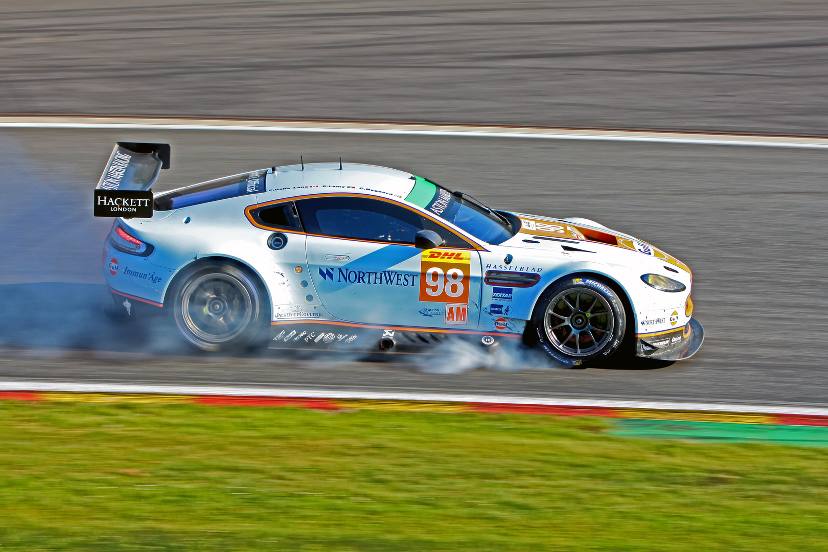 WEC 6 Hours of Spa-Francorchamps 2014 #10