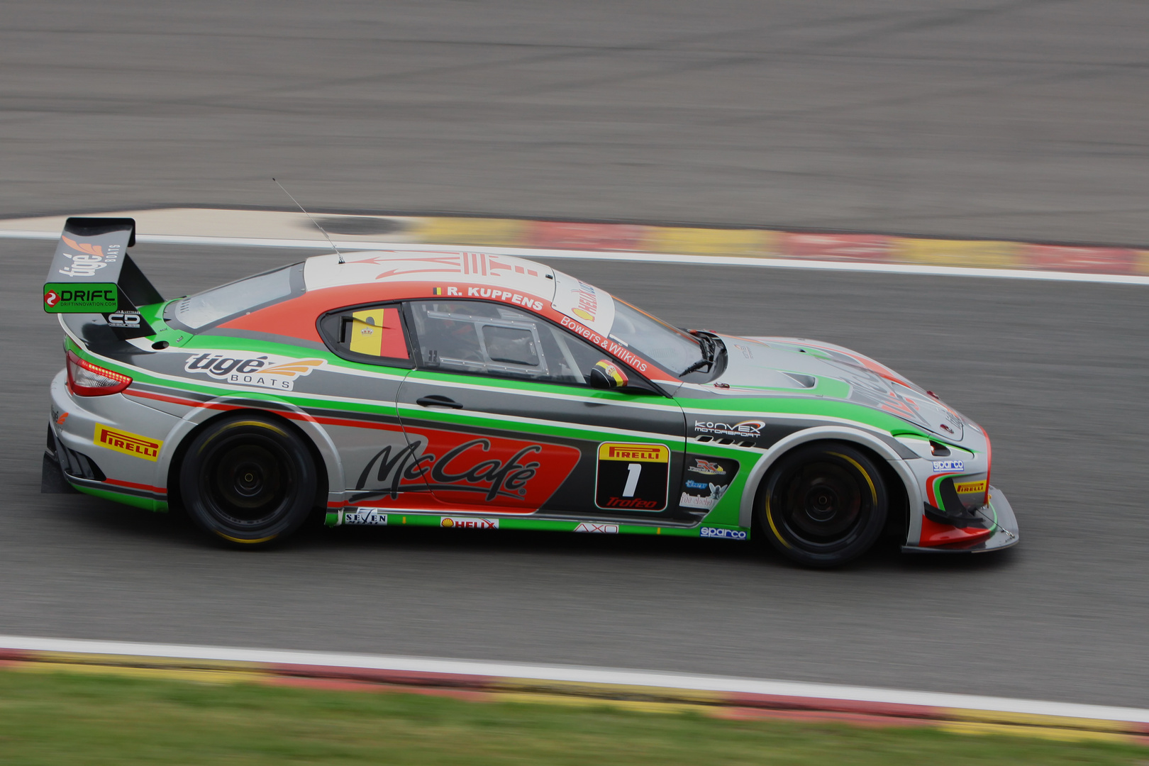 WEC 6 Hours of Spa-Francorchamps 2014 #11