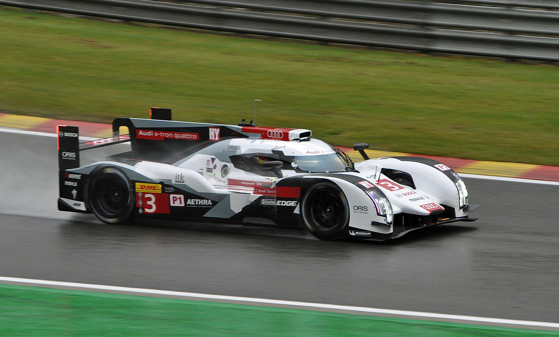 WEC Spa-Francorchamps 2014