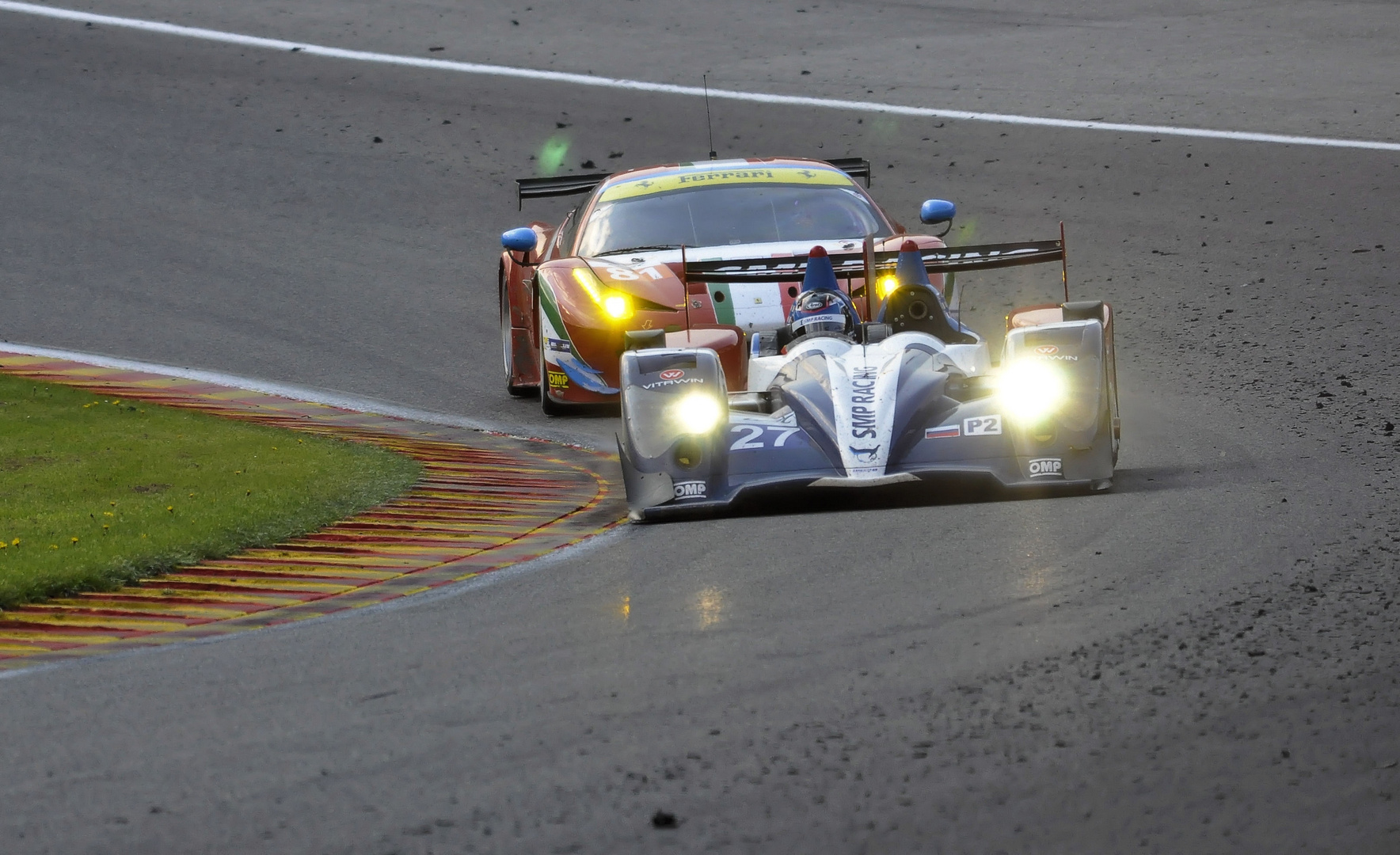 WEC-Spa/Francorchamps 2014 #7