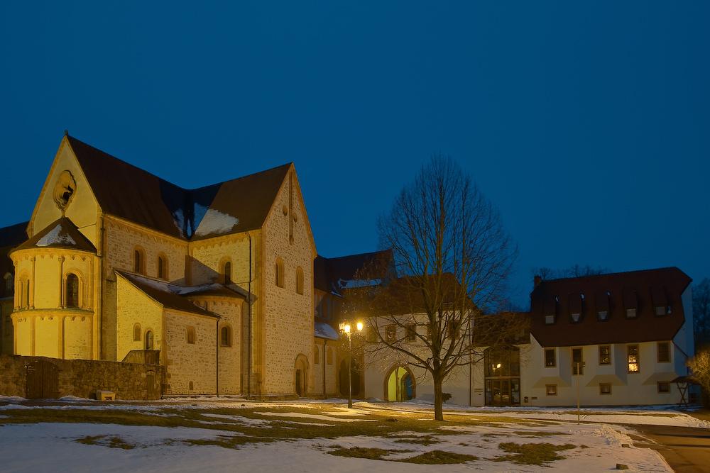 Wechselburg Basilika