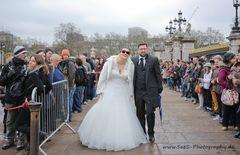 Wedding at Buckingham Palace