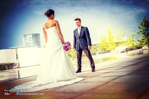 Wedding - be cool