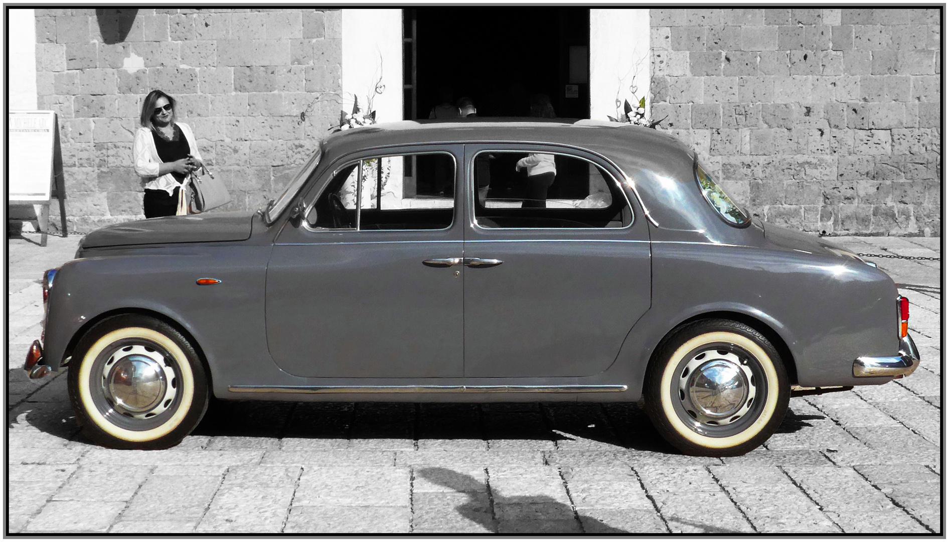 Wedding Car -  Lancia Appia II serie