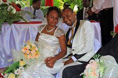 Wedding in Lakatoro/ Malekula/ Vanuatu