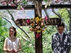 Wedding in Tepoztlan