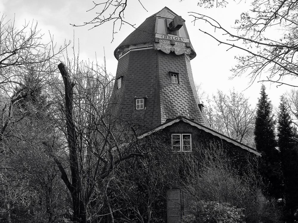 Wedeler Windmühle #2
