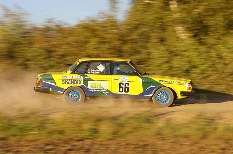 Wedemark Rallye