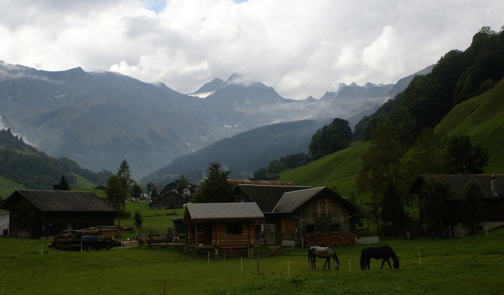 ..Weekend auf der Alp..