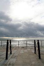 Weg am Meer in Estoril