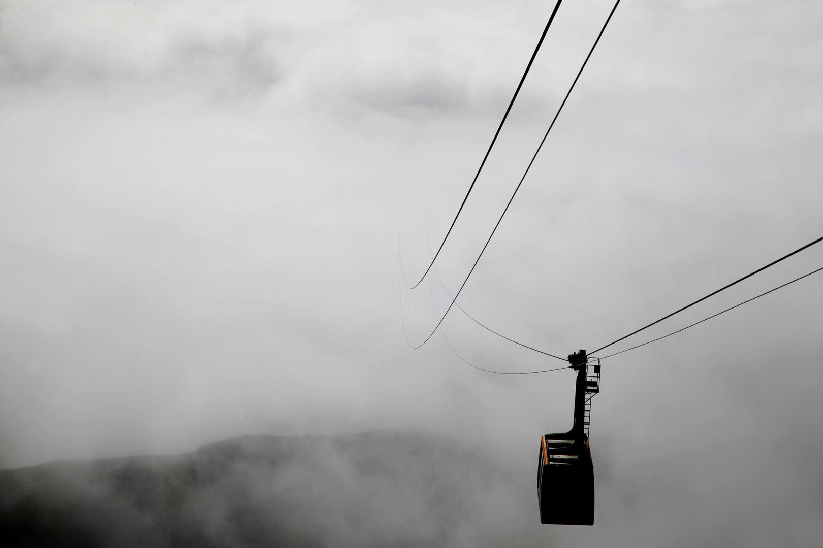 Weg aus dem Nebel