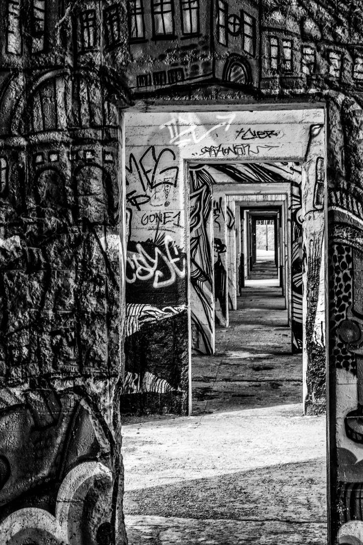 Weg der Türen