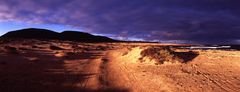 Weg durch die Wüste
