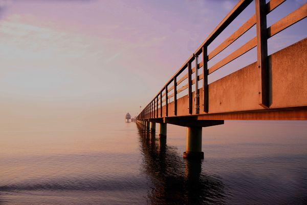 Weg in die Ostsee