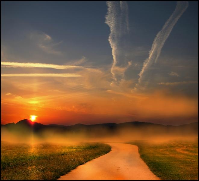 Weg zur Sonne ,.,