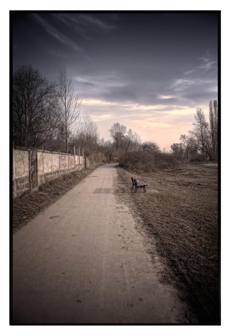 Wege alleine gehen
