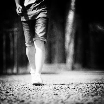 Wege entstehen beim Gehen.