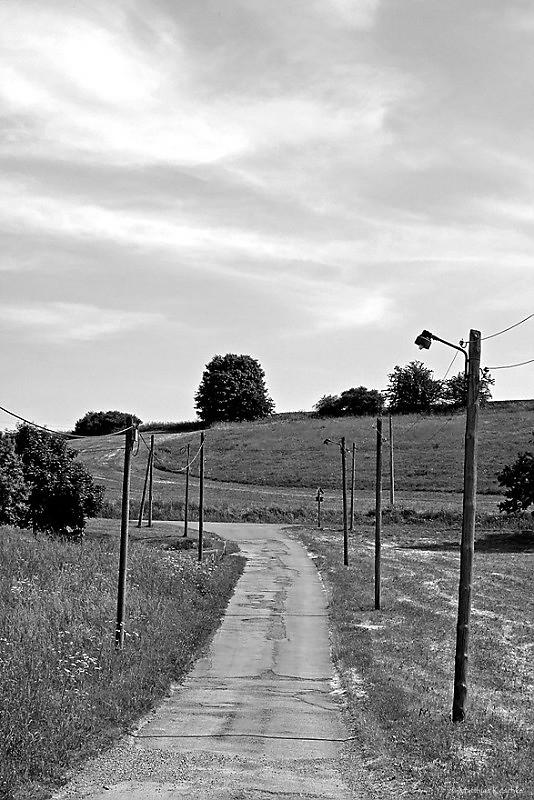 Wege über`s Land