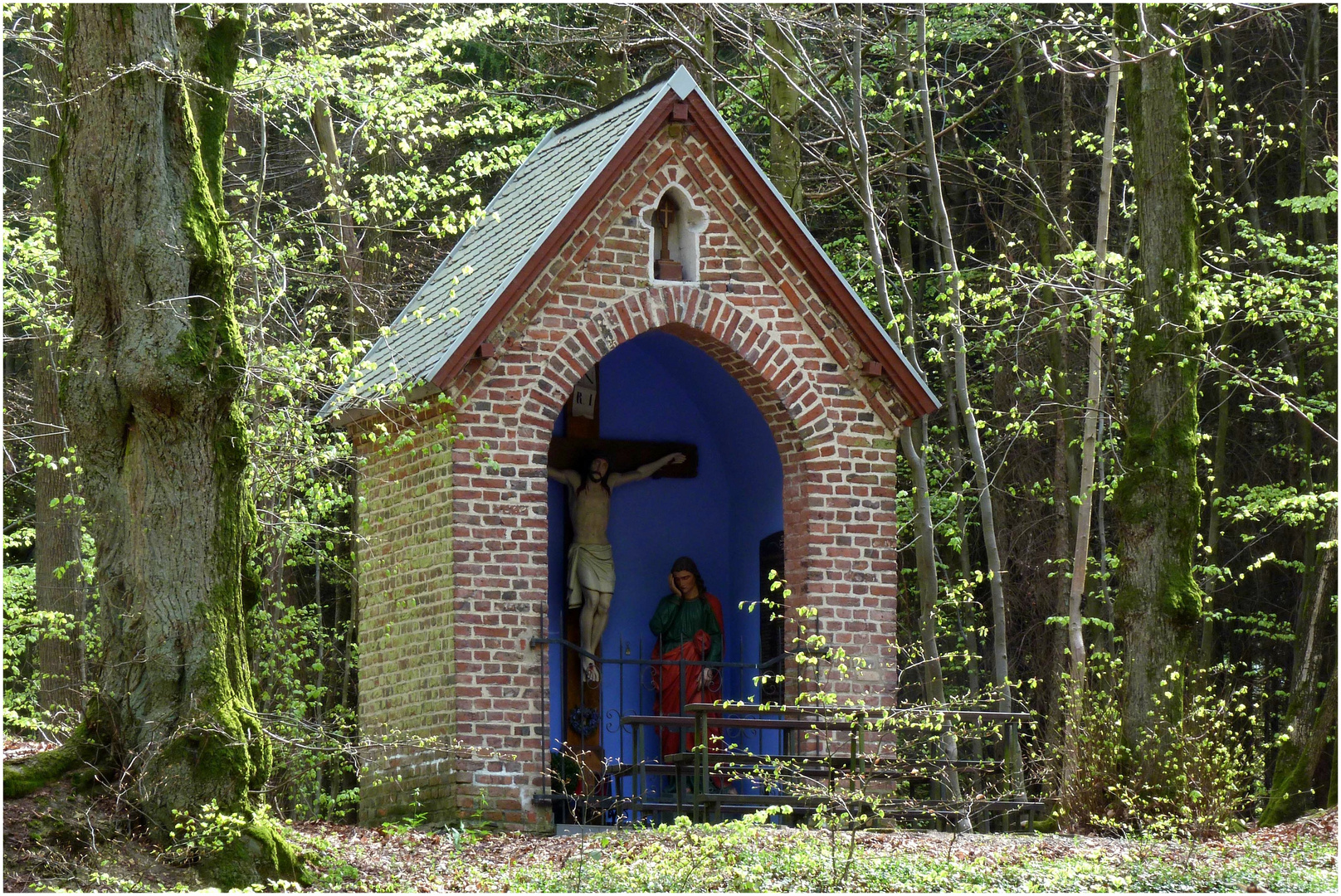 """Wegekapelle """"Großer Herrgott von Montabaur"""""""