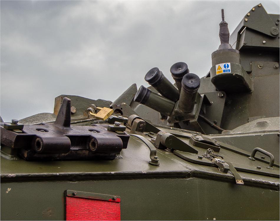 Wegfahrsperre (Militärversion)