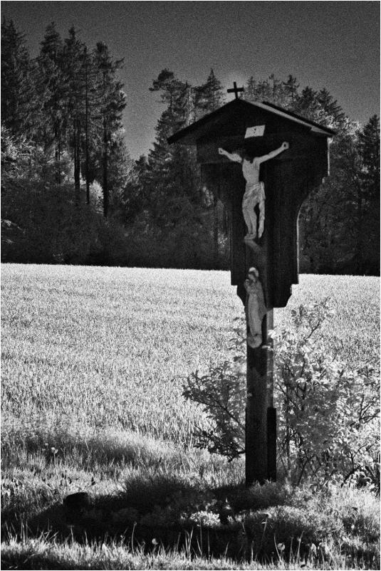 Wegkreuze Oberbayerns 11