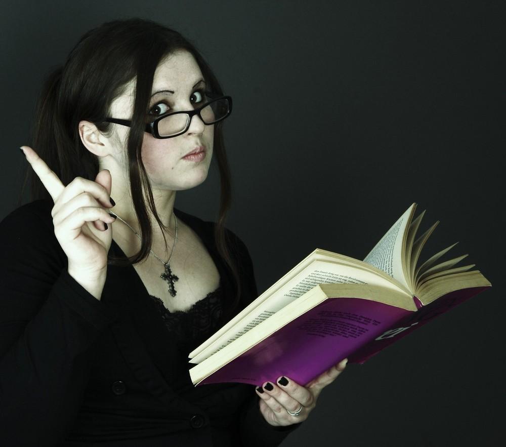 Wehe wehe da kommt eine Ecke ins Buch!!!