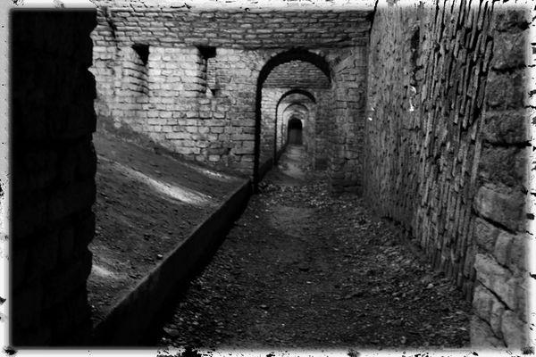 Wehr Tunnel ( Zitadelle Jülich)