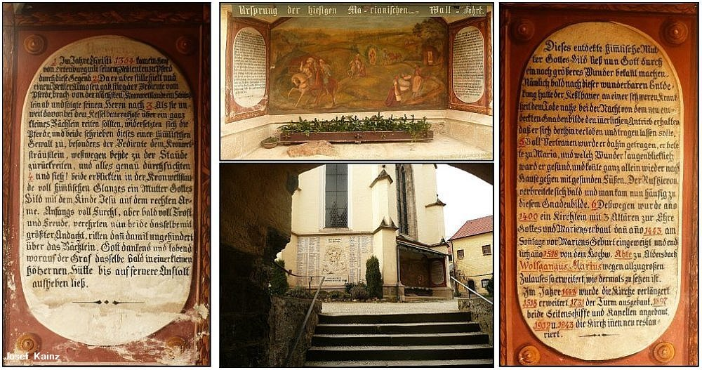 Wehrkirche Kößlarn.