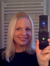 Weiblich Blond