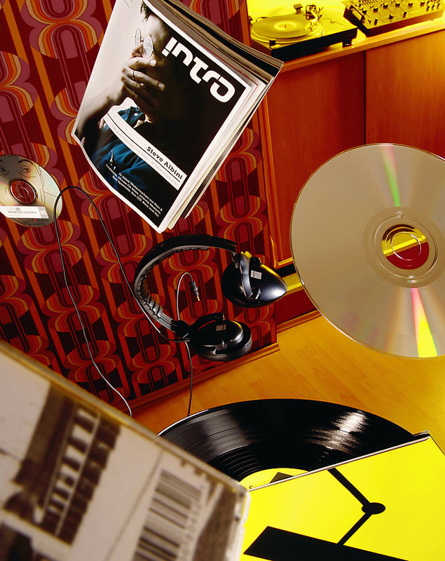 weightlessness of music