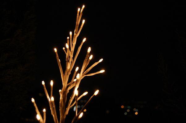 Weihnachstbeleuchtung