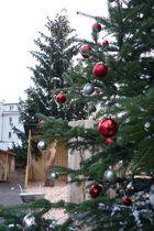 Weihnachstmarkt in progress