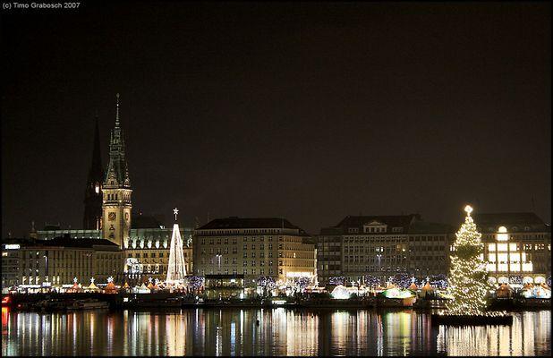 Weihnacht in Hamburg 2007