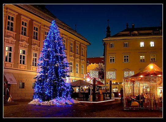 Weihnacht in Klagenfurt-Kärnten