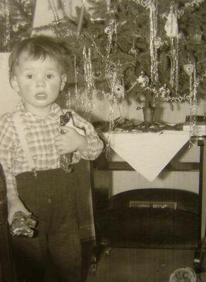 Weihnachten 1960